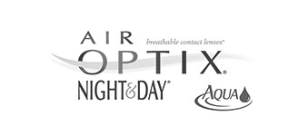 Air Optix Night and Day logo image