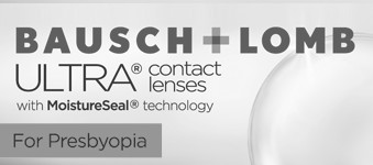 Bausch + Lomb Ultra for Presbyopia logo image