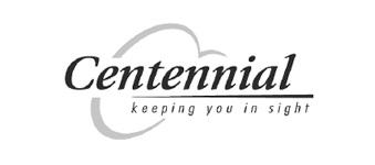 Centennial logo image