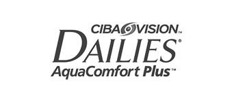 Dailies Aqua Comfort Plus logo image
