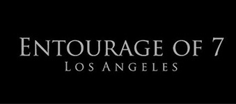 Entourage of 7 logo image