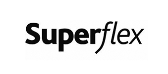 Superflex logo image