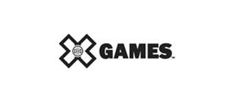 X Games logo image